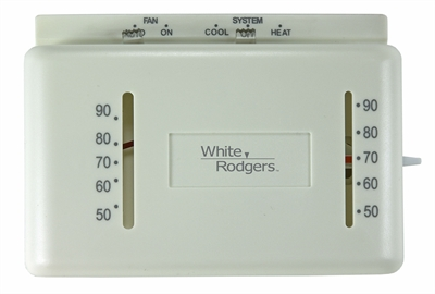 White Rodgers Thermostat M150c Non Programmable Cool Stuff Home Thermostat Heat Pump