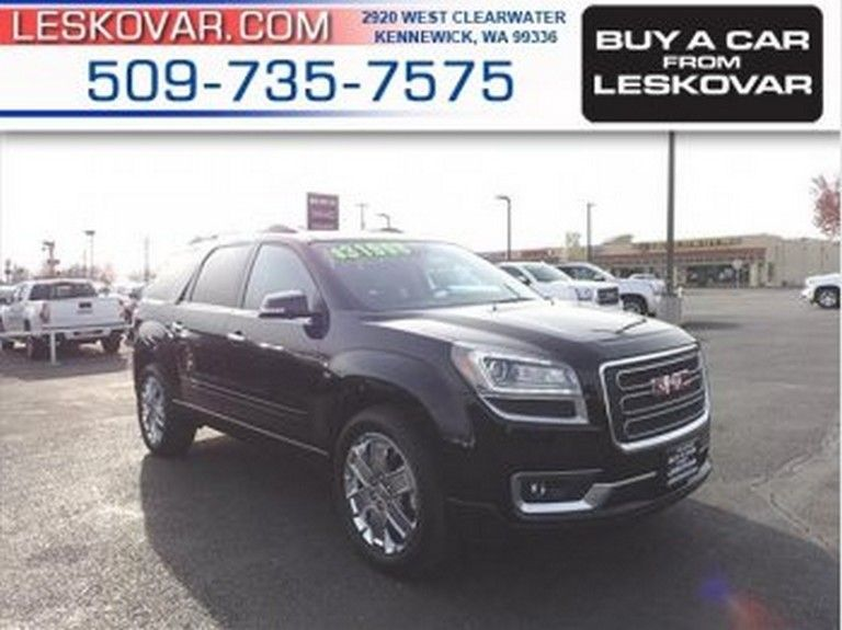 2017 Gmc Acadia Slt 2 Options Gmctrucks Gmcsierra Gmctrucklife