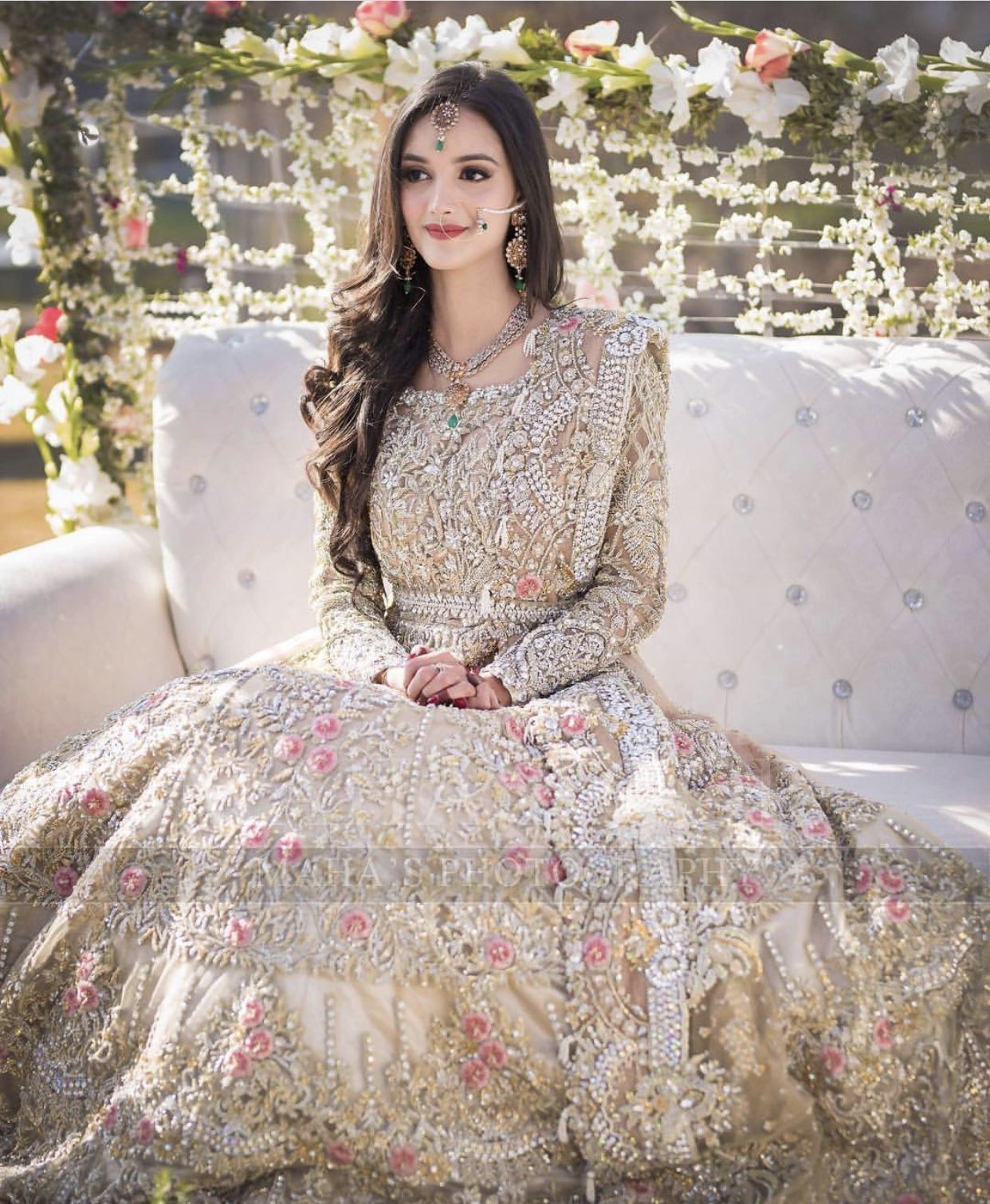 Pin by Hira P on Wedding in 2019 | Bridal dresses ...