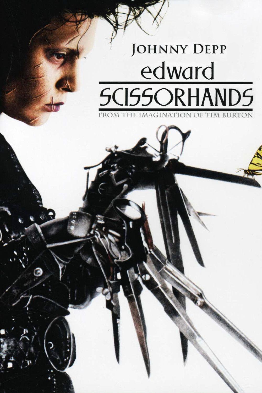 Edward Scissorhands Edward Scissorhands Edward Scissorhands