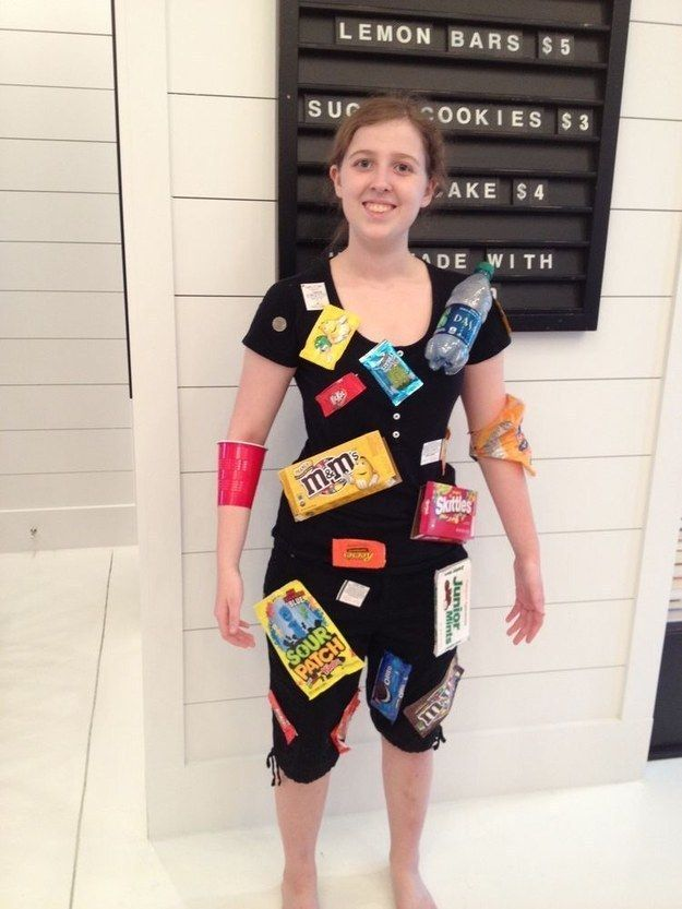 28 unexpected halloween costumes you can make yourself - Halloween Costumes That You Can Make Yourself