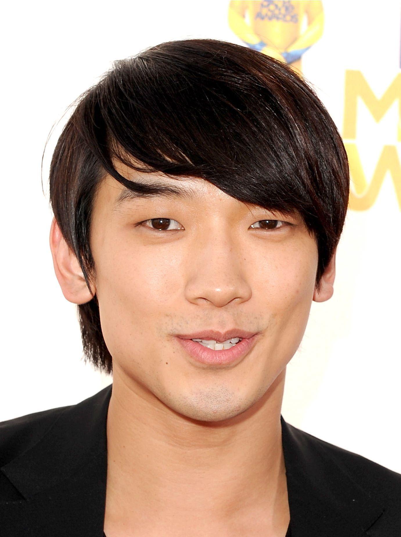 Asian Men Hairstyles Ideas Hairstyles Pinterest Asian Men - Straight hair styles for men