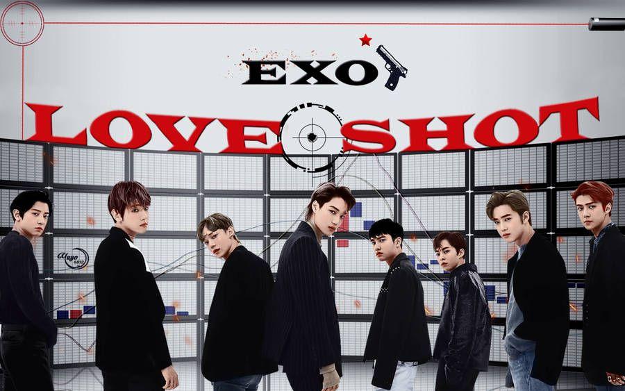 Exo Love Shot 2 Wallpaper By Yuyo8812 Exo Kpop Exo Baekhyun