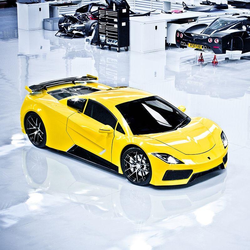 Automotive Art Arash AF8 Supercar — KNSTRCT Super cars