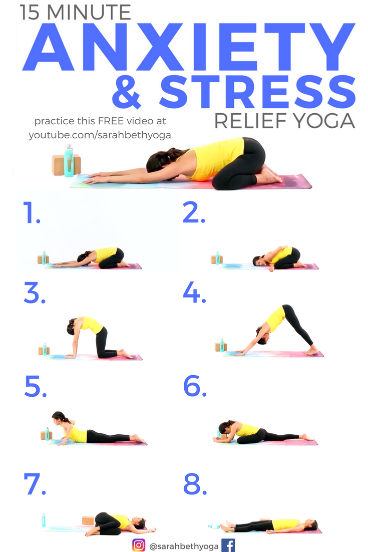32++ Yoga sequence for anxiety ideas in 2021