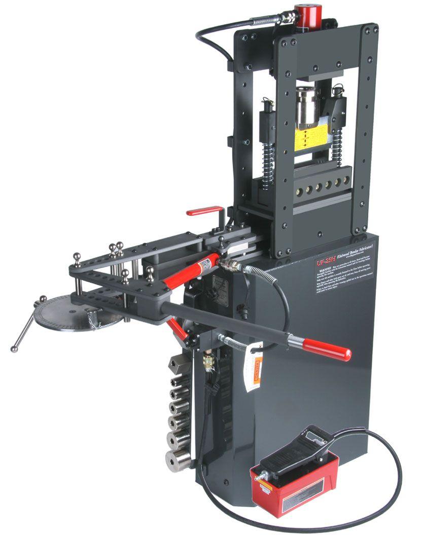 Parts Department : Metal Bending Fabrication Equipment
