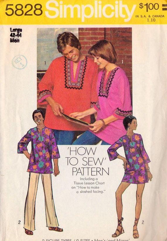 Dashiki Shirt or Mini Dress | Project | Pinterest