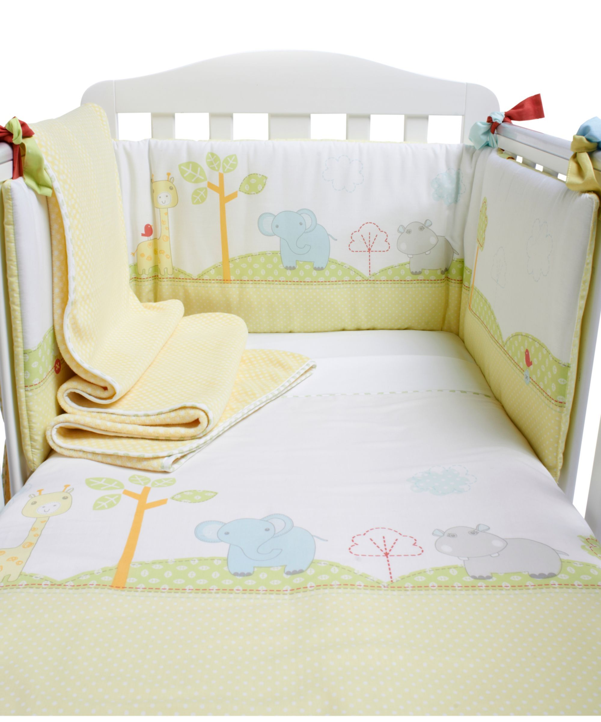 Mothercare Snoozie Safari Bed In A Bag