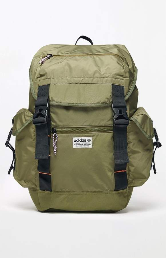 692d27c29685 adidas Urban Utility Olive Laptop Backpack