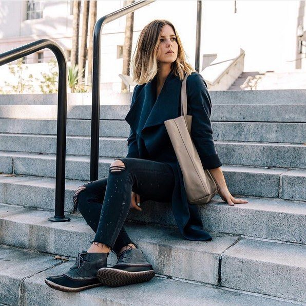 Street style with the Out N About Boot.