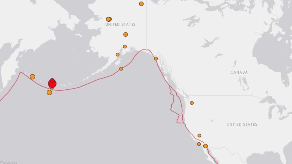 6.5 earthquake strikes Alaska, No tsunami threat to Oregon