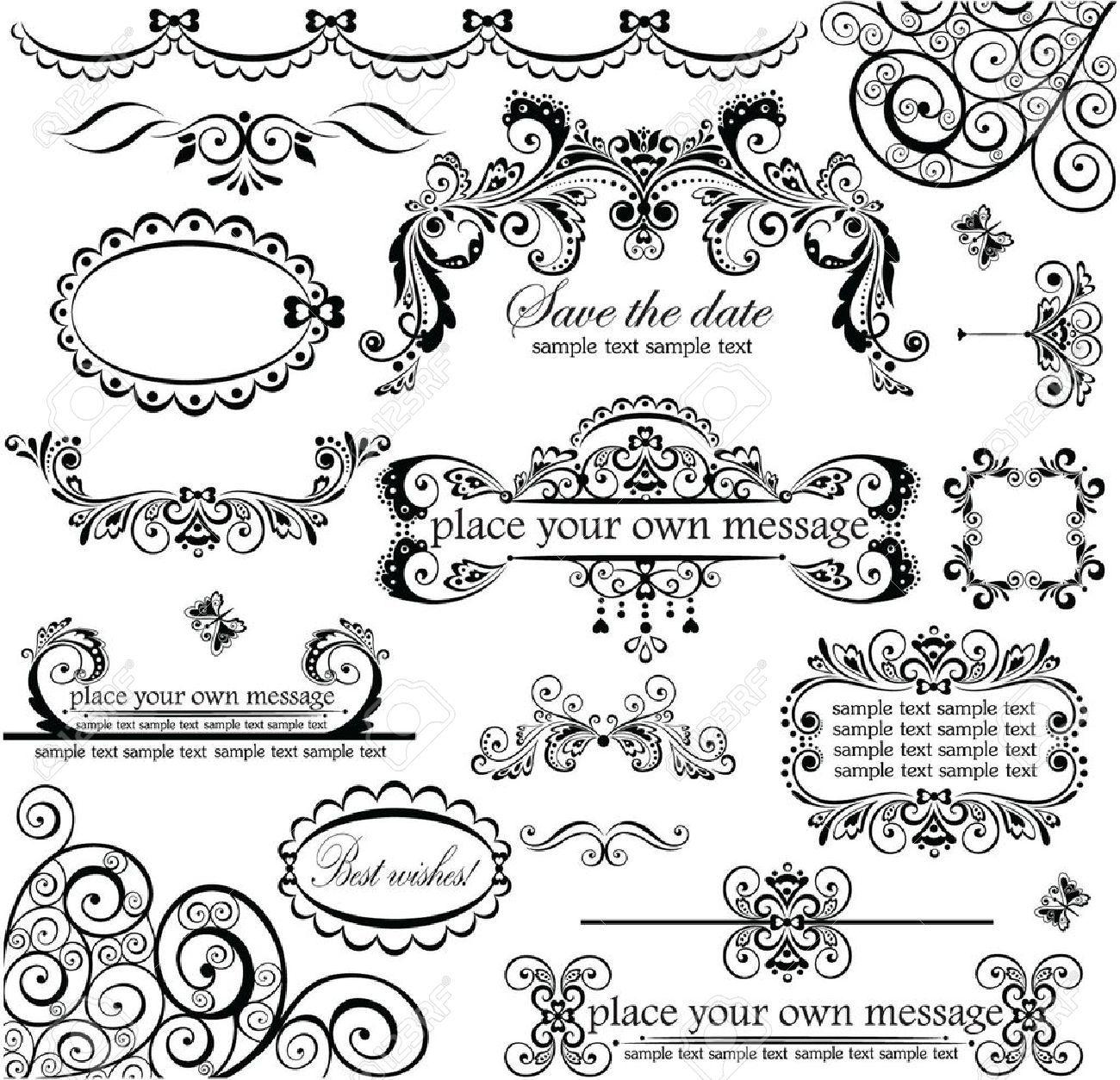 Images of elegant digital photo birthday invitations - Google Search ...