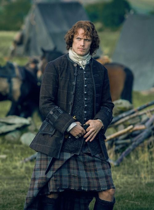 """""""I am a chief. God has made me what I am. He has given me the duty and I must do it, whatever the cost."""" Jamie 