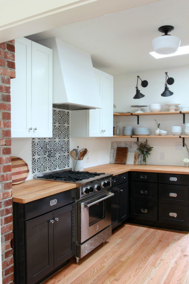 Dexter Kitchen Rooms To Go Sets The Grit And Polish Renovation North Kitchens