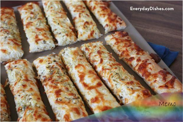 Aug 21, 2016 – It's a snap to make our easy cheesy garlic sticks. Store-b… – Carey&CleanEatingS