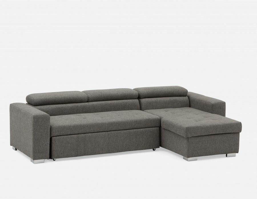 STAN Interchangeable Sectional Sofa-Bed with Storage | S ...