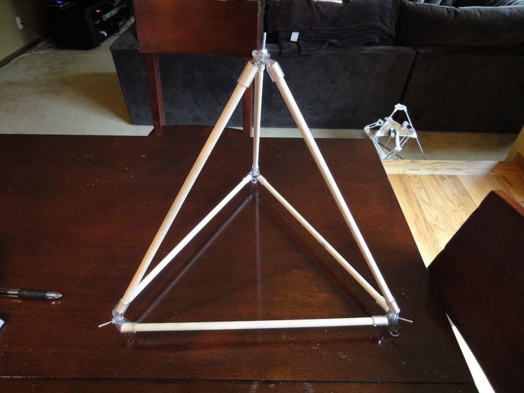 Simple Tetrahedron by WilliamAAdams.