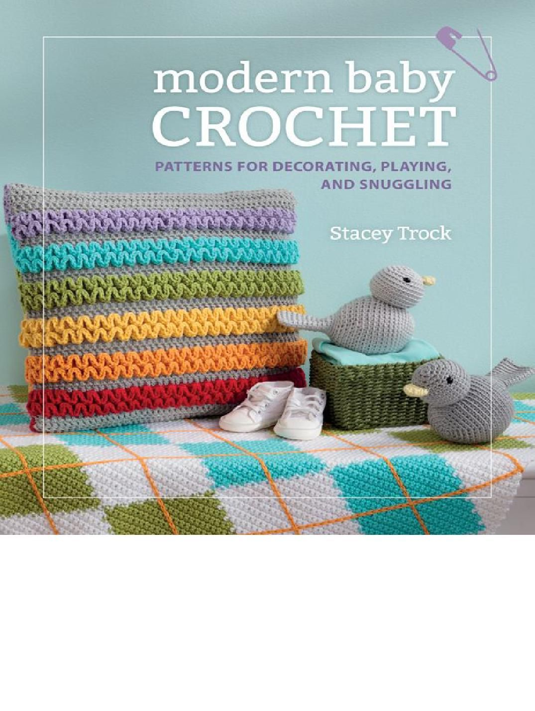 Modern baby crochet book in Russian or kinda... Some cute design, someone  for a translation ? ;-)