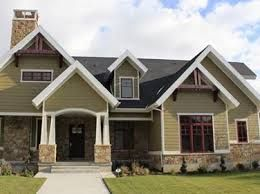 House Exterior Finishes Hardie Board Timber Gable Trim