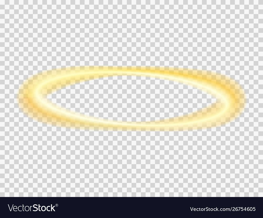 Halo Angel Vector Transparent Nimbus Saint Ring Download A Free Preview Or High Quality Adobe Illustrator Ai Eps Pdf And Hi Angel Vector Halo Transparent