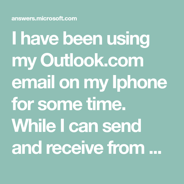c74fd4f3d9ec0aab4536e54a0baf133c - How To Get My Microsoft Outlook Email On My Iphone