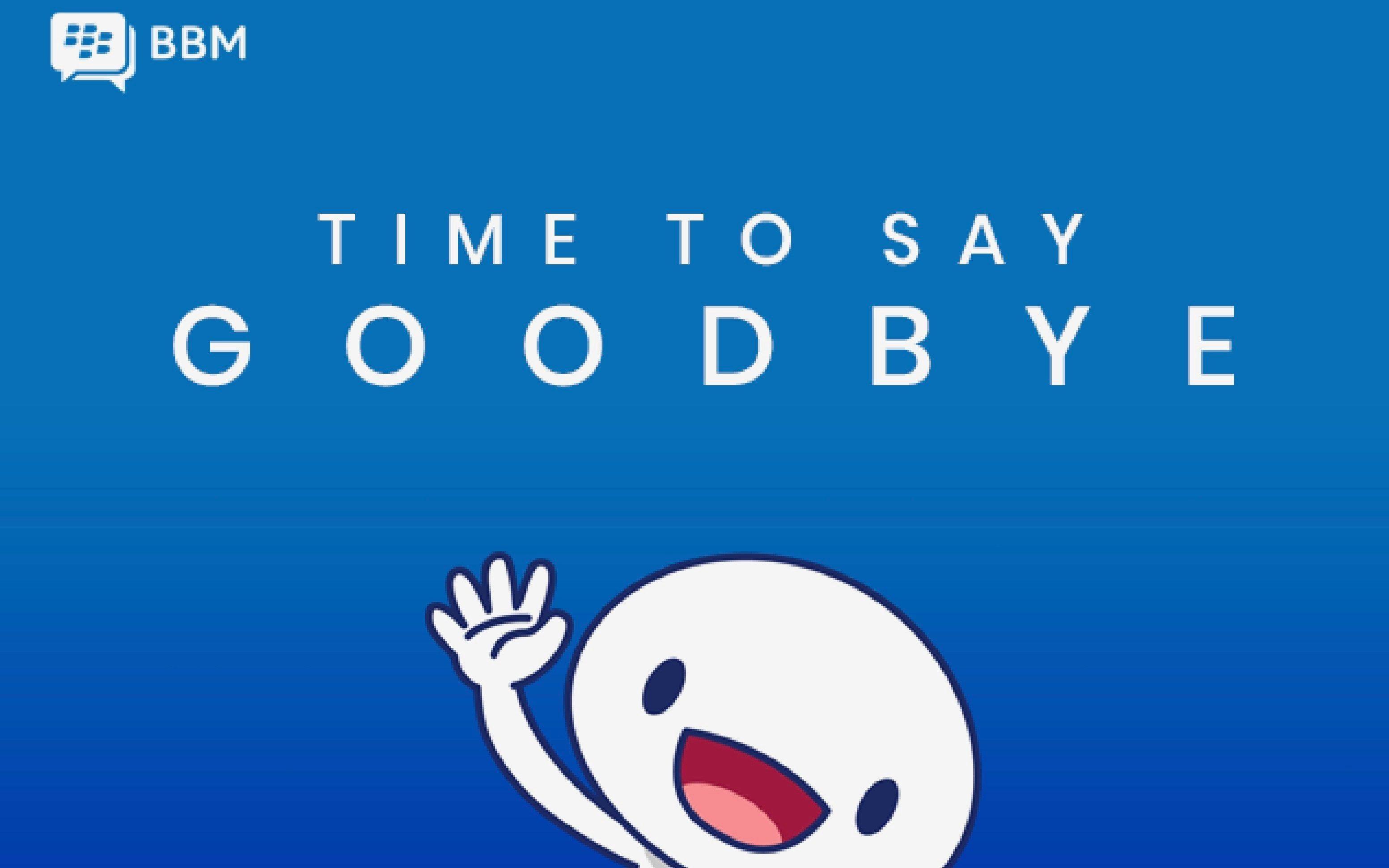 BlackBerry Messenger shutting down next month, new iOS app