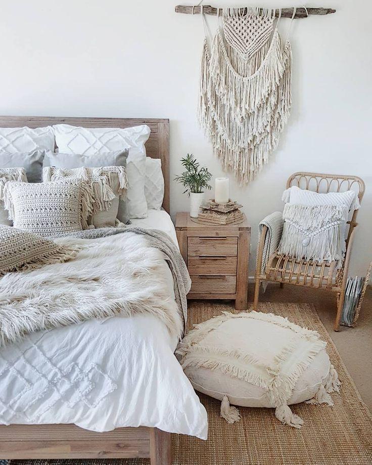 57 böhmische Zimmer die Sie so schnell wie möglich neu dekorieren möchten    #homedecor #bedroominspo 57 böhmische Zimmer die Sie so schnell wie möglich neu dekorieren möchten    #homedecor