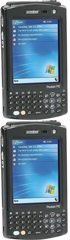 pdas new symbol motorola mc5040 pk0dbqea7wr 2d barcode scanner rh pinterest com Symbol Pocket PC User Guide Symbol MC5040 Pocket PC