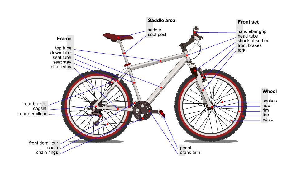 Bicycle Maintenance For Kids Operation Brokenspoke To Get Your