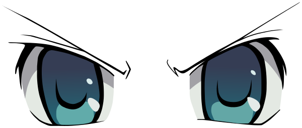 Anime Eyes Angry Cartoon Anime Anime Eyes Anime Eyes Angry Png Html Anime Eyes Cartoon Eyes Chibi Eyes