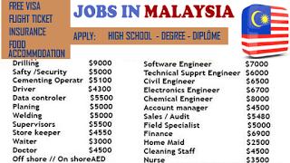 Jobs Vacancies In Malaysia Malaysia Find A Job High School Degree
