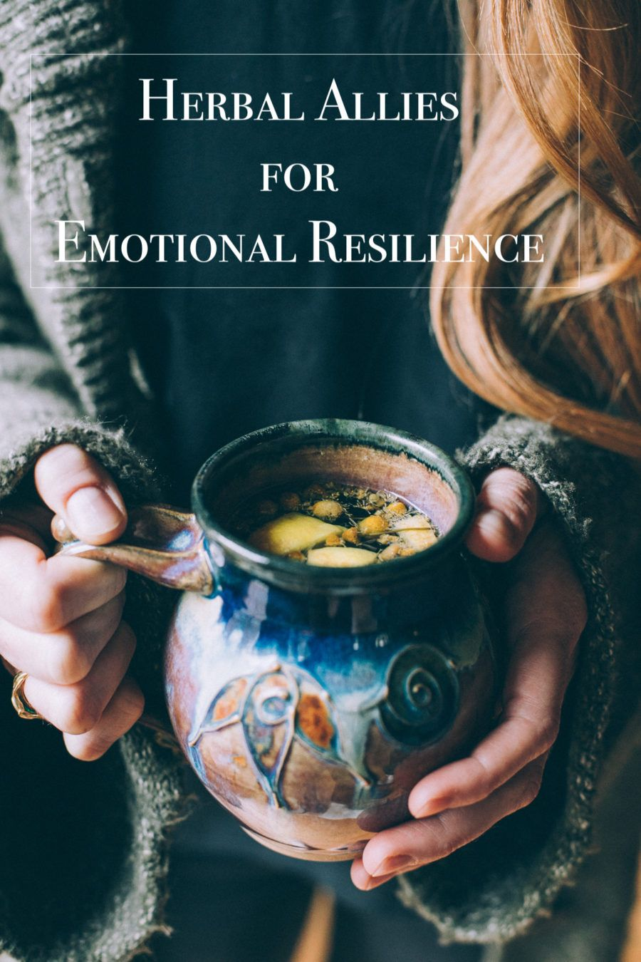 Herbal Allies for Emotional Resilience | Ginger Tonic Botanicals
