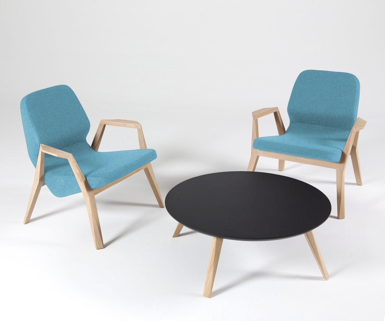 Geometrie Ist Alles! Das Gilt Auch Für Den Prostoria Sessel Oblique. #stuhl  #