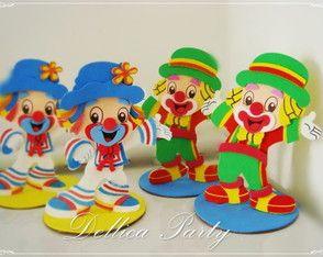Patati Patata Circo Circus Festa Infantil Patati Patata