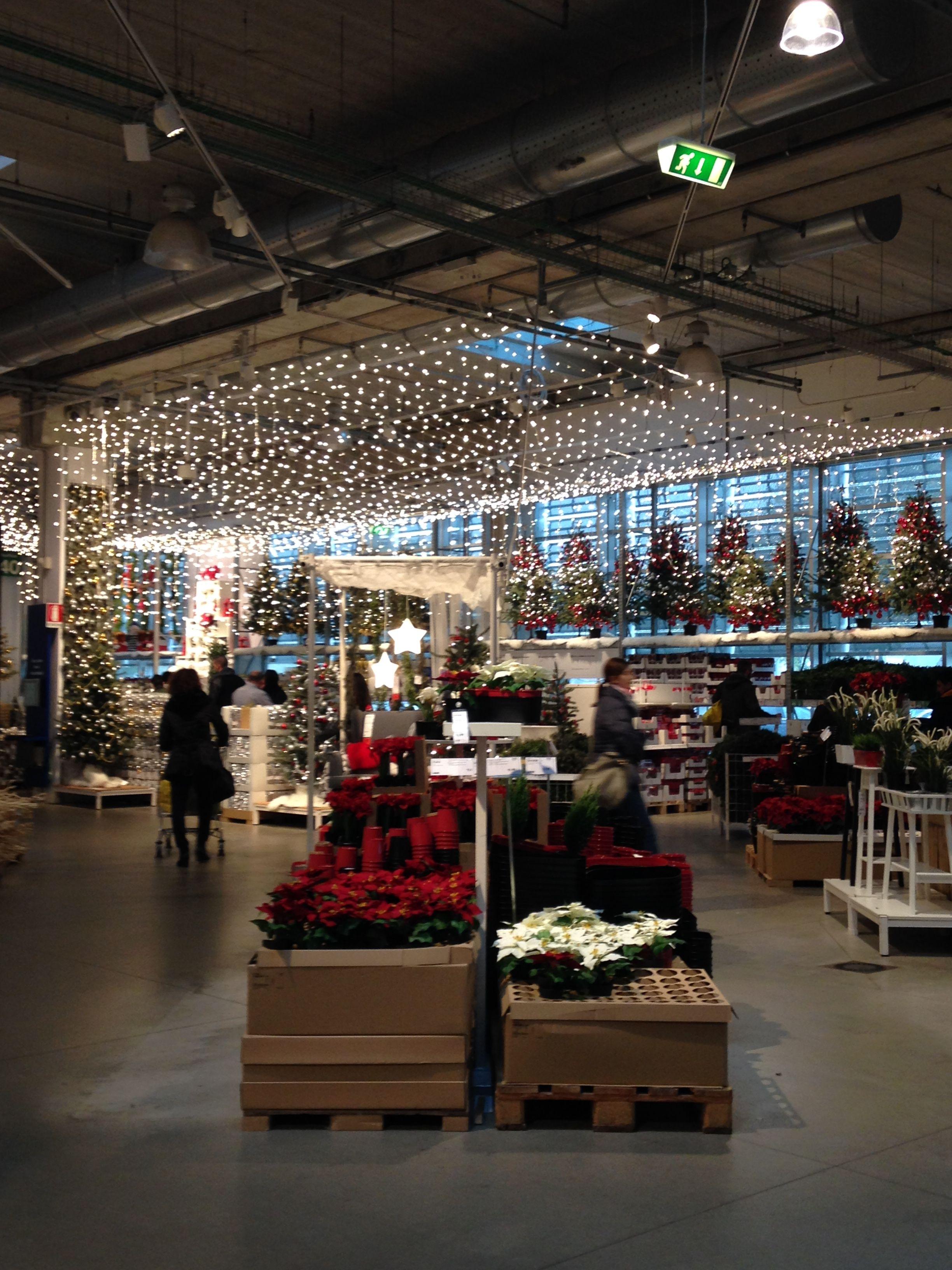 E Tempo Di Natale Da Ikea L Assortimento Completo Di