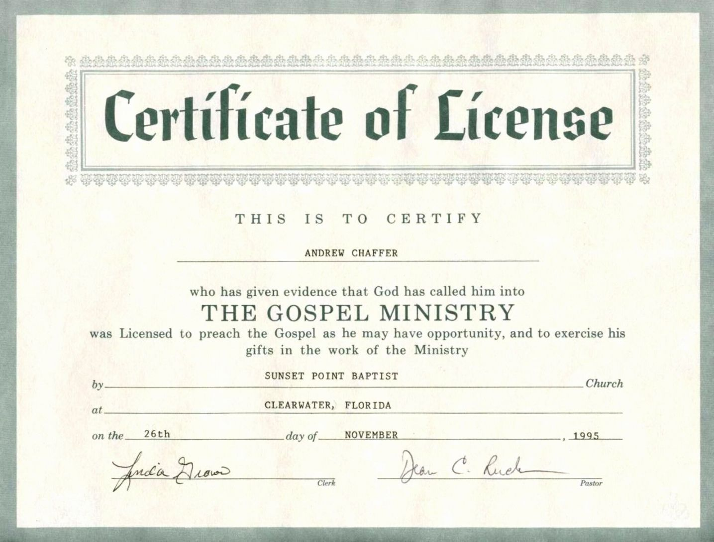 Explore Our Example Of Pastor Ordination Certificate Template Certificate Templates Certificate Of Recognition Template Birth Certificate Template