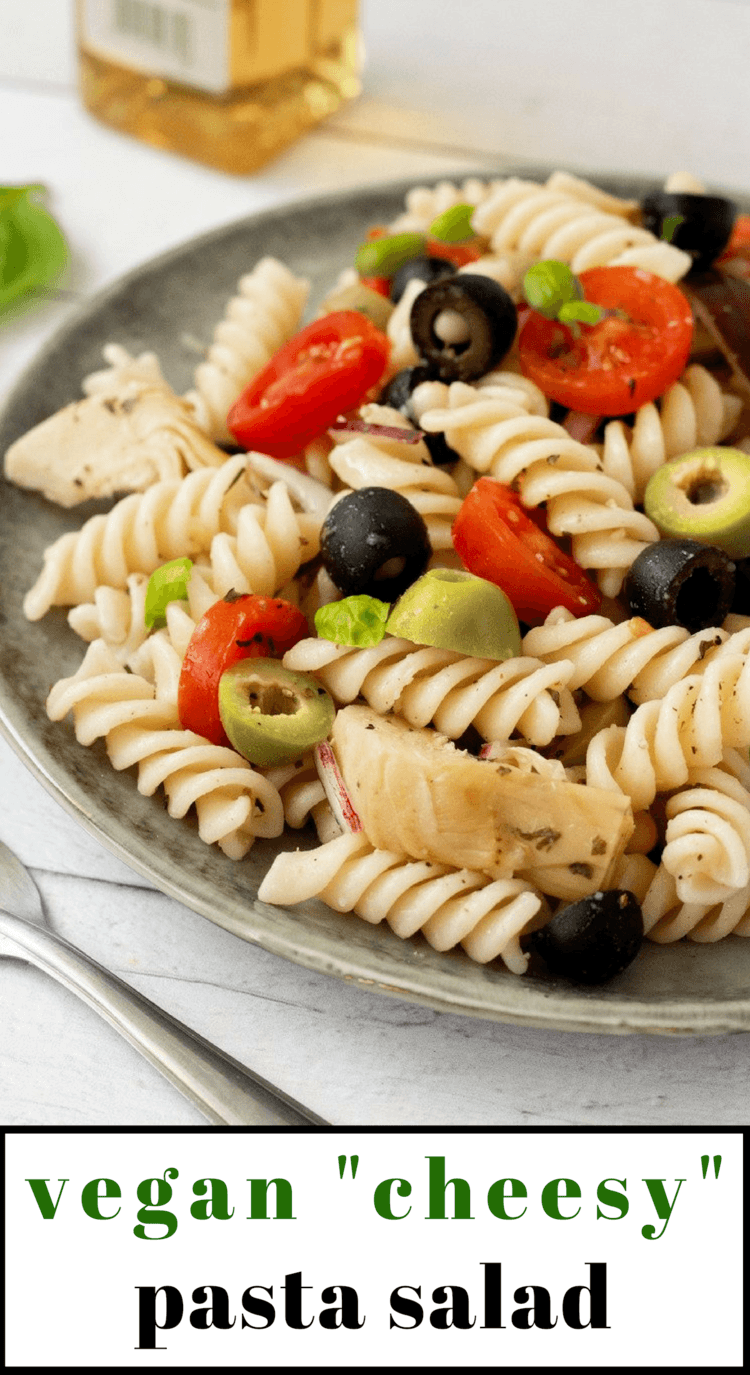 Vegan Italian Pasta Salad Recipe Vegan Recipes Easy Vegan Side Dishes Pasta Salad Italian
