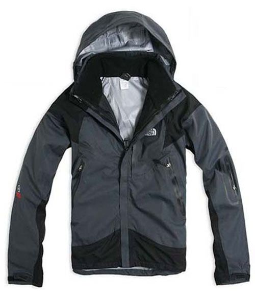 Cheap Mens North Face Sale Triclimate Grey Jacket uk [North_Face 118] -  £78.39
