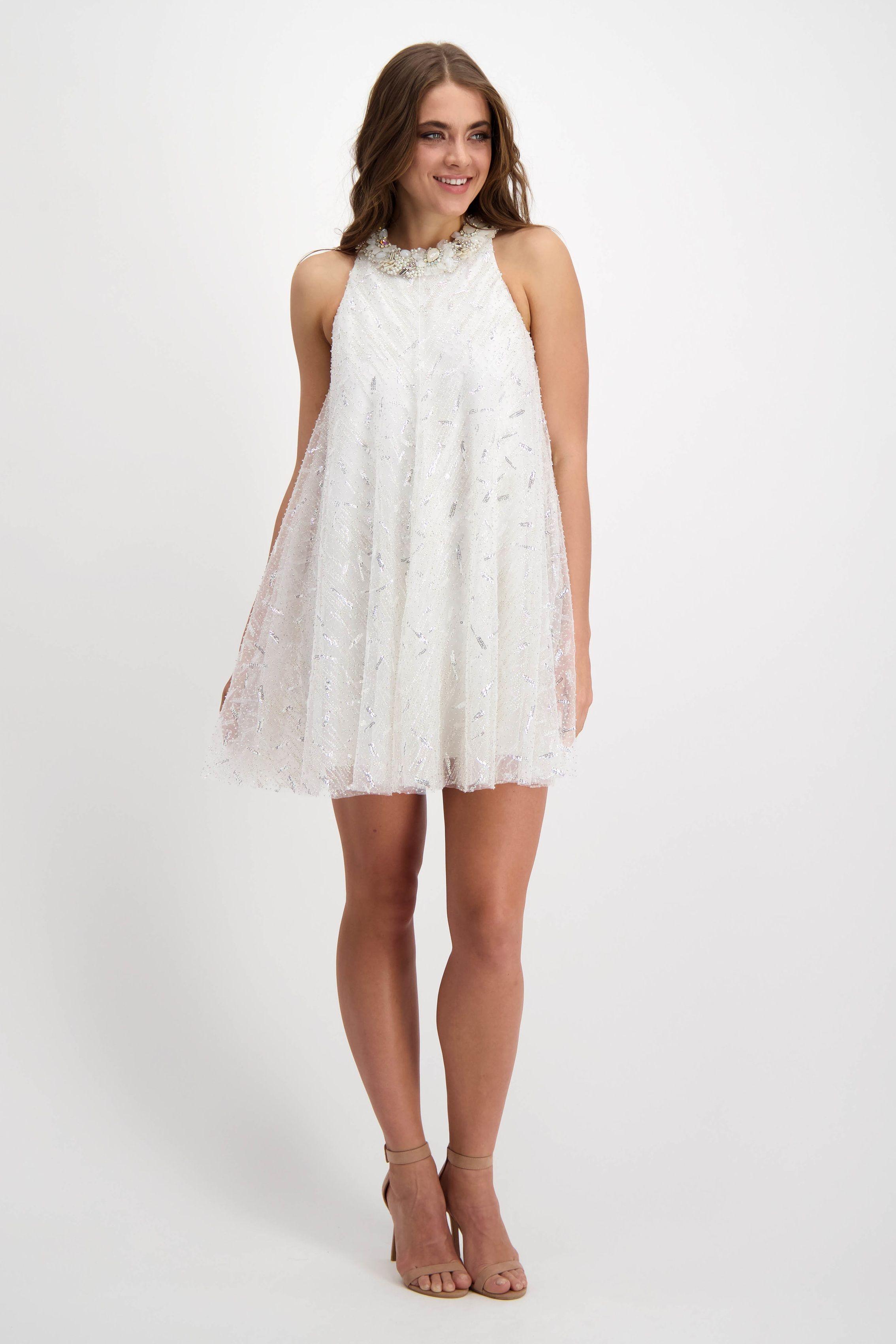 Daisy Dress Little White Dresses Sparkly Party Dress Dresses [ 3402 x 2268 Pixel ]