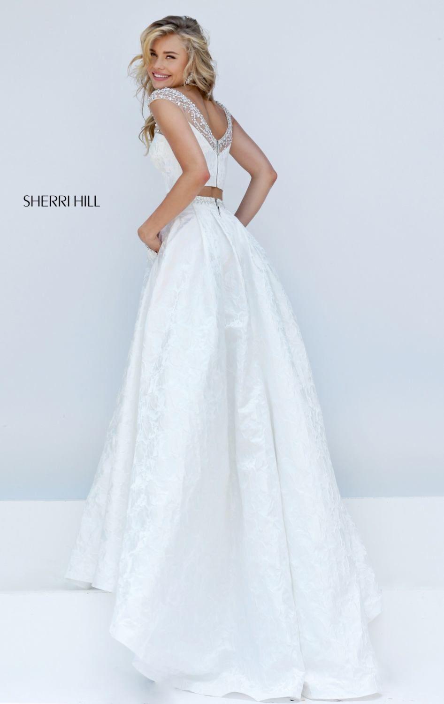 Sherri Hill 50197 by Sherri Hill | Prom dresses | Pinterest | Weiße ...