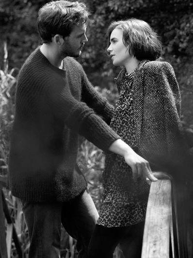 Lily Collins & Sam Claflin