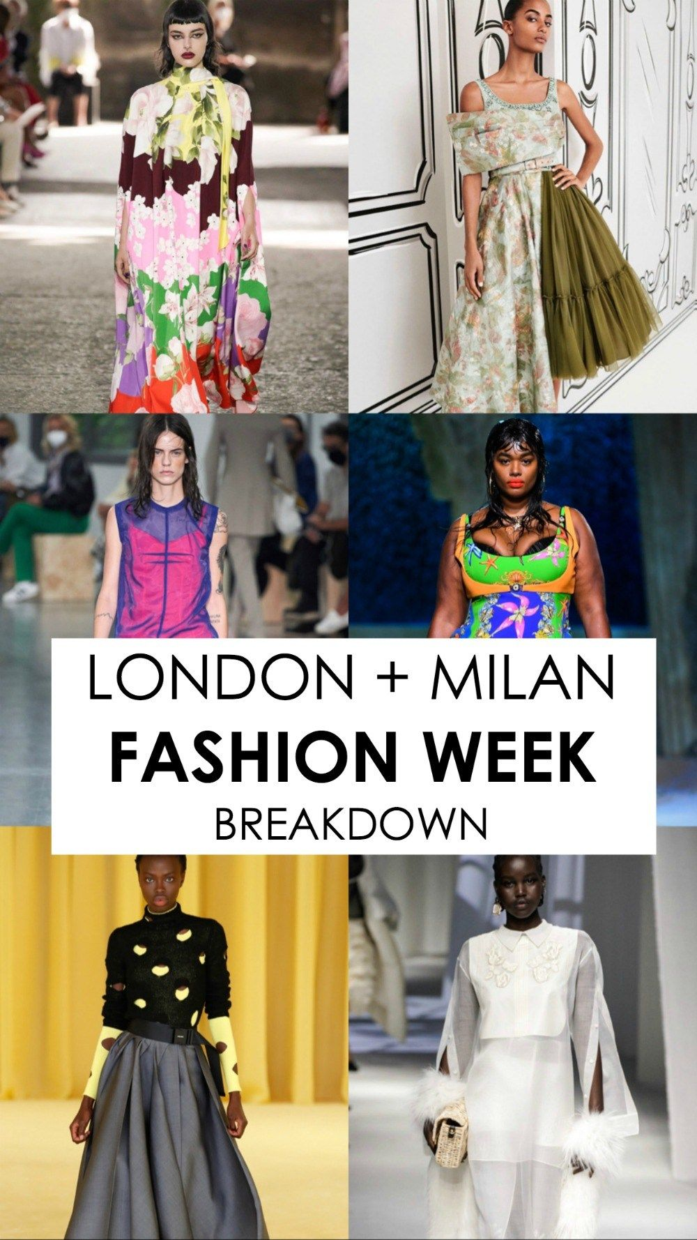 A LFW and MFW Fall 2020 recap that breaks down the highs and the lows of the Spring/Summer 2021 collections as well as a great PRADA debate on Raf Simons' much anticipated debut.  There was A LOT to discuss in the LFW and MFW Fall 2020 recap episode of the Fashion Forward Friends podcast. BothRead More The post Recapping Fashion Week and Debating Raf Simons' Prada Debut appeared first on Dream in Lace.