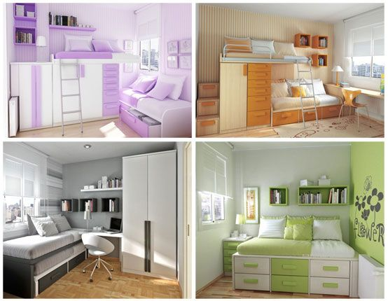 Beautiful and Colorful Teen Room Design Homedesignerdecorating.com ...