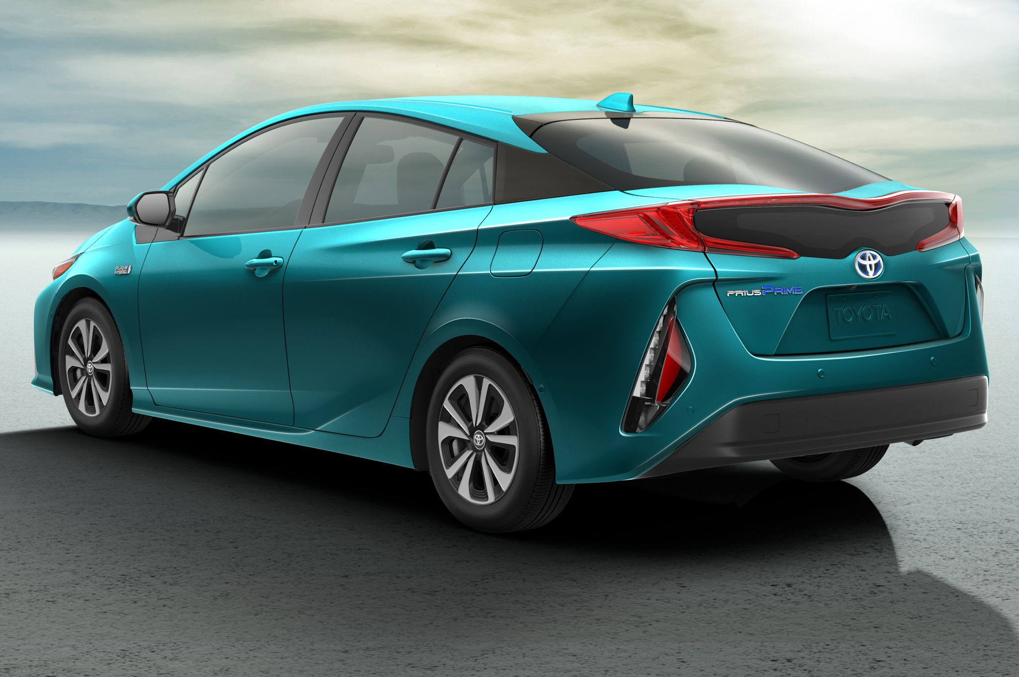 2017 Toyota Prius Prime Plug In Hybrid Review Motor Trend