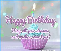 Groovy Happy Birthday May All Your Dreams And Wishes Come True With Personalised Birthday Cards Bromeletsinfo