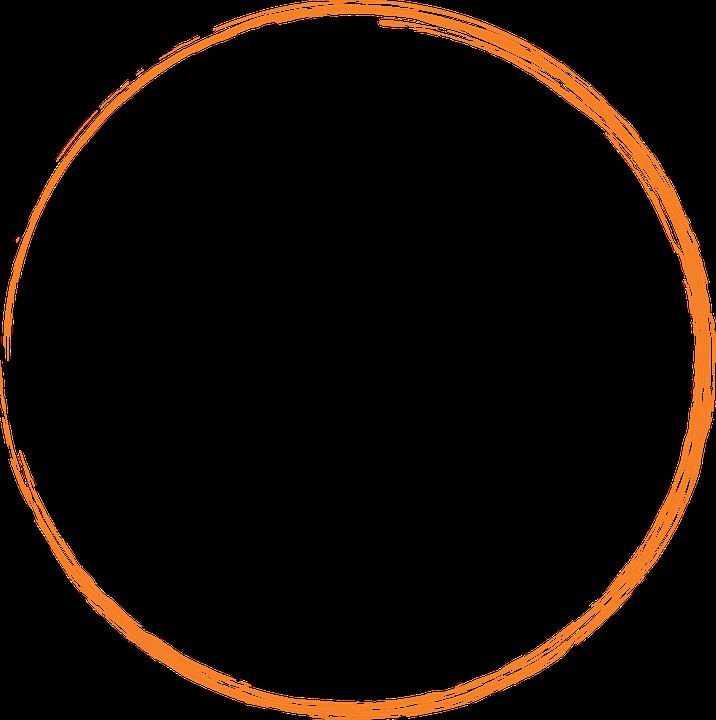 Free Image on Pixabay Orange, Round, Circle, Paint