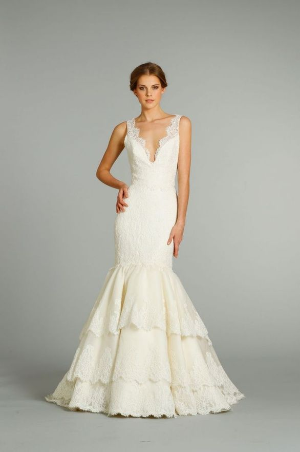 Fall Wedding Dress Jim Hjelm Bridal Gowns And They