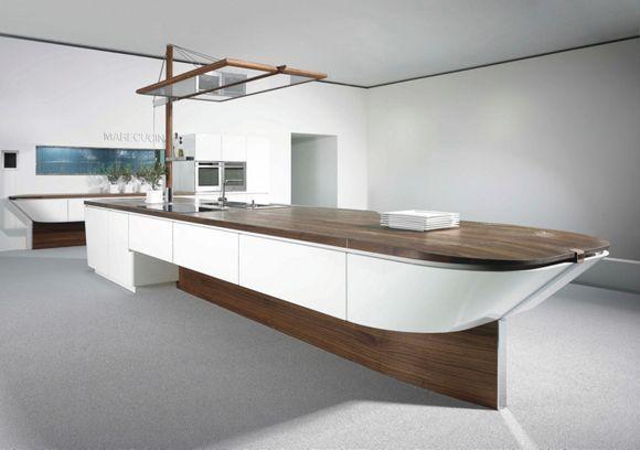 Die Einbauküche  - klapptisch für küche