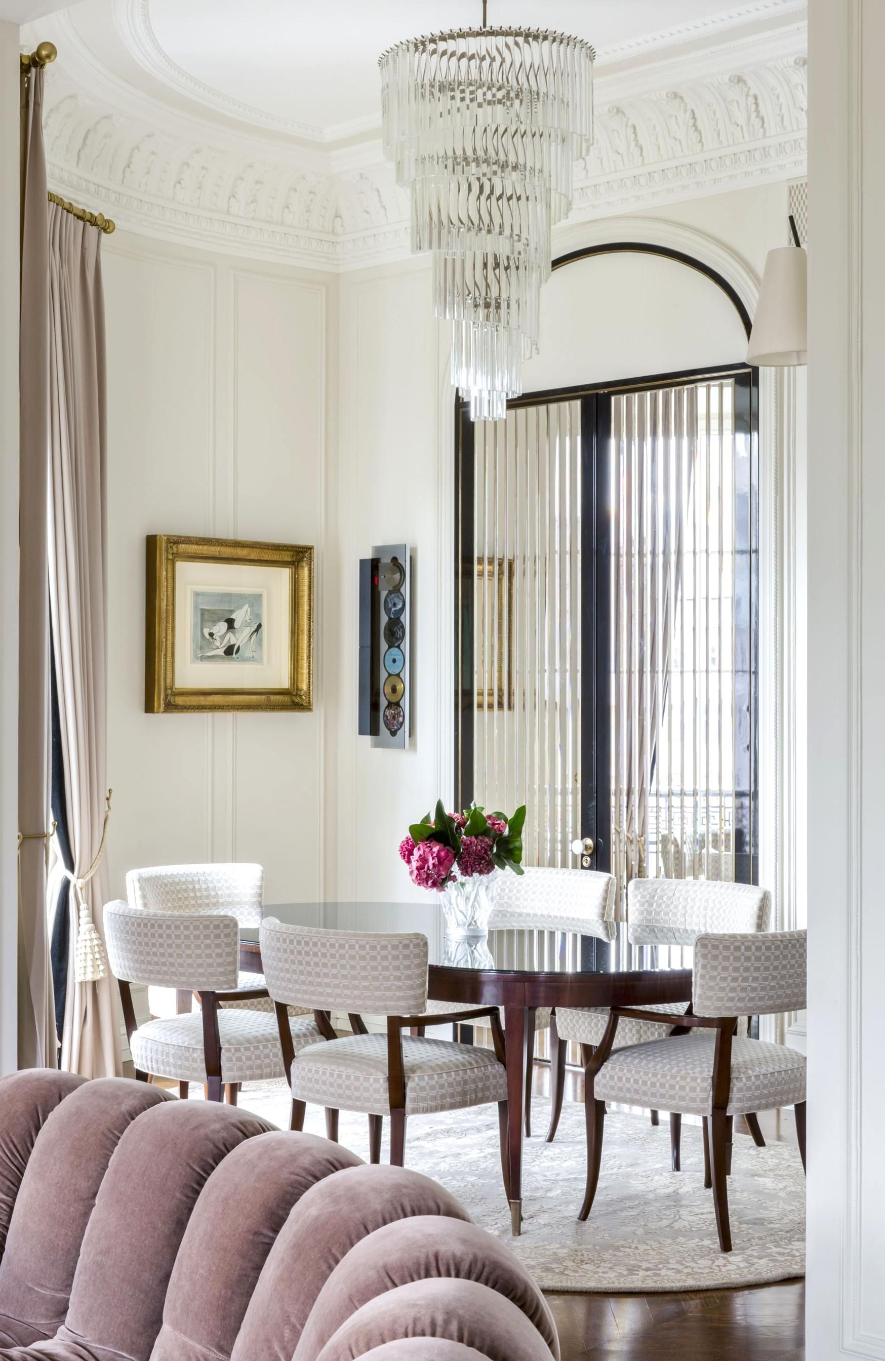 The Timeless Contemporary Art Deco Apartment In Moscow In 2020 Interior Deco Art Deco Living Room Deco Furniture
