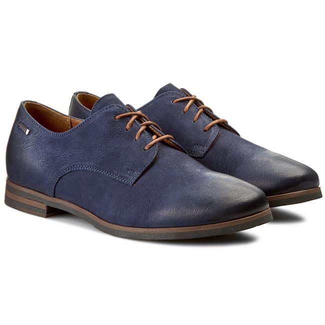 Oxfordy Lasocki Planta 01 Granatowy Plaskie Polbuty Damskie Dress Shoes Men Oxford Shoes Shoes